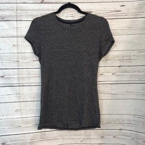 Rag & Bone Jean charcoal grey T-shirt (T14